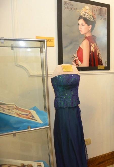 Homenaje  a reinas vendimia, entrega de certificados e inauguración muestra artística en Archivo Histórico
