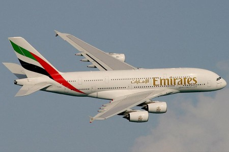 Emirates Airlines A380 by cool images786 (2)