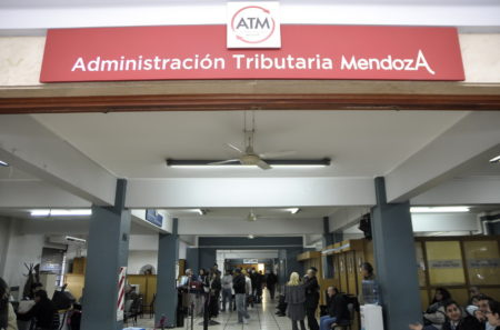 agencia tributaria mendoza ATM